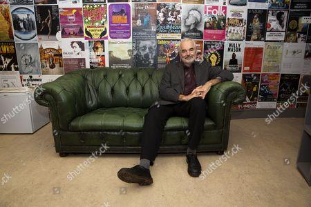 Stock Picture of David Spiegelhalter OBE