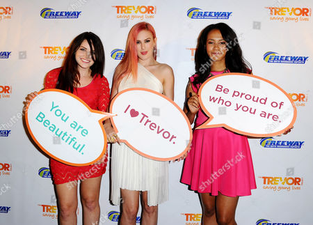 Editorial picture of Prom 2014: A Night Out For Trevor Presented By The Trevor Project NextGen, Los Angeles, America - 31 May 2013