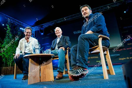 Tom Hollander and Andrew Davies talk to Peter Florence