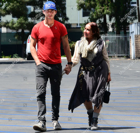 Shia LaBeouf and mother Shayna Saide