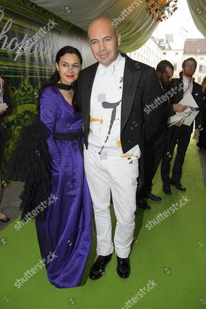 Editorial photo of Life Ball, Vienna, Austria - 31 May 2014