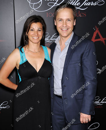 Chad Lowe & Kim Painter