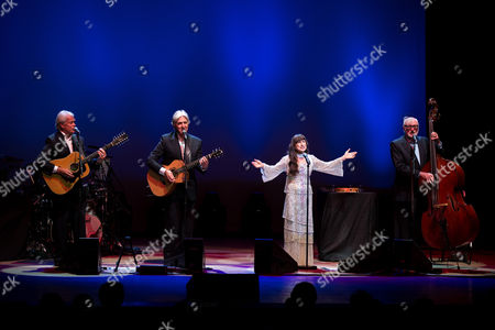 The Seekers - Keith Potger, Bruce Woodley, Judith Durham and Guy Athol