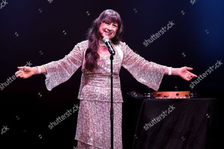 Stock Photo of The Seekers - Judith Durham