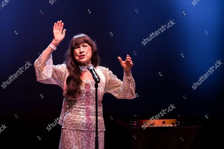 Editorial image of The Seekers in concert at Bridgewater Hall, Manchester, Britain - 29 May 2014