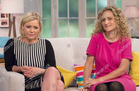 Suzanne Shaw and Dr Ellie Cannon