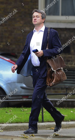 Stock Picture of Rupert Harrison, chief economic adviser to George Osborne