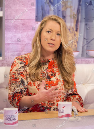 Editorial image of 'Loose Women' TV Programme, London, Britain - 02 Jun 2014