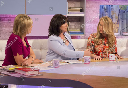 Editorial photo of 'Loose Women' TV Programme, London, Britain - 02 Jun 2014