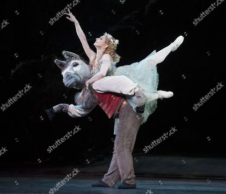 Editorial photo of The Dream performed by The Royal Ballet at the Royal Opera House in London, Britain - 30 May 2014