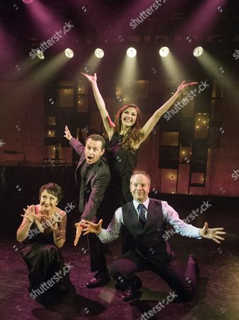 Editorial photo of The Life of the Party performed at the Menier Chocolate Factory in London, Britain - 29 May 2014