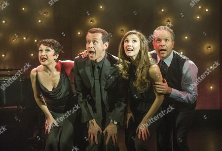 Editorial image of The Life of the Party performed at the Menier Chocolate Factory in London, Britain - 29 May 2014