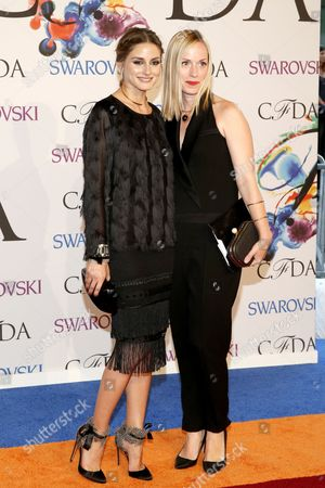 Editorial photo of 2014 CFDA Fashion Awards, New York, America - 02 Jun 2014