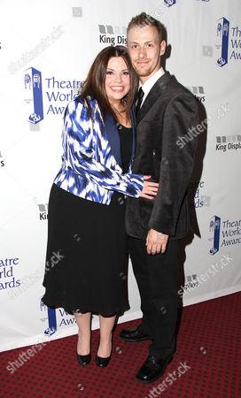 Editorial image of 70th Annual Theatre World Awards, New York, America - 02 Jun 2014