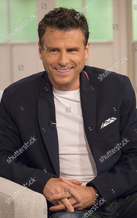 Editorial photo of 'Lorraine Live' TV Programme, London, Britain - 03 Jun 2014