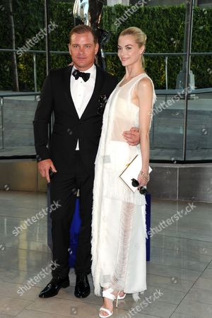 Editorial picture of 2014 CFDA Fashion Awards Cocktail Reception, New York, America - 02 Jun 2014