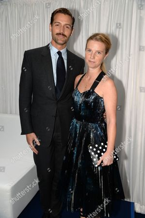 Patrick Grant and Katie Hillier