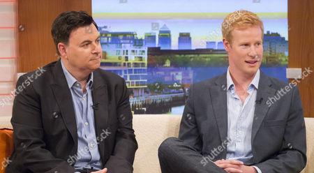 Danny Fenton and Matt Hicks