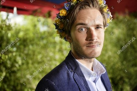 Felix Kjellberg better known by his online alias PewDiePie is a Swedish video game commentator on YouTube