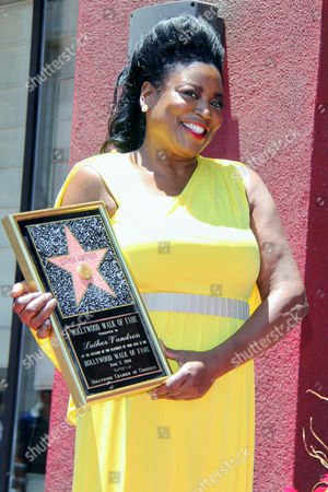 Editorial picture of Luther Vandross honored with a star on the Hollywood Walk of Fame, Los Angeles, America - 03 Jun 2014
