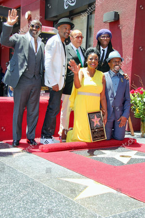 Editorial photo of Luther Vandross honored with a star on the Hollywood Walk of Fame, Los Angeles, America - 03 Jun 2014