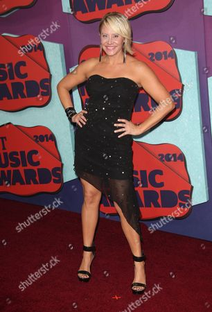 Editorial picture of 2014 CMT Music Awards, Nashville, America - 04 Jun 2014