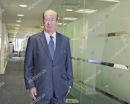 Editorial image of Lord Peter Levene For City.