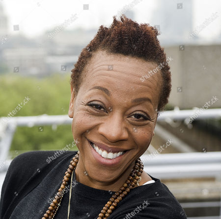 Actress Marianne Jean Baptiste At The National Theatre In London Where She Is Due To Start Performing In 'the Amen Corner'. 29.5.13 Writer Baz Bamigboye.