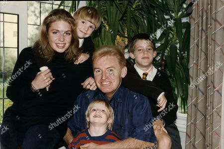 Mike Mccartney Known Professionally As Mike Mcgear And His Family.