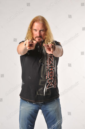Dream Theater - Vocalist, James Labrie