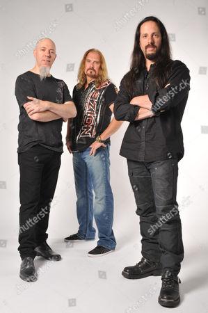 Jordan Rudess, James Labrie John Petrucci