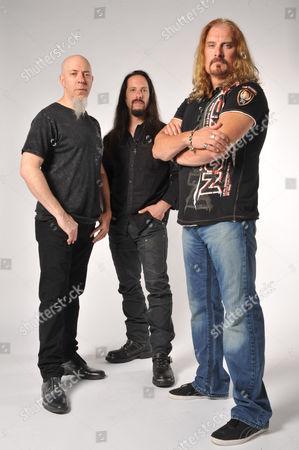 Jordan Rudess John Petrucci James Labrie