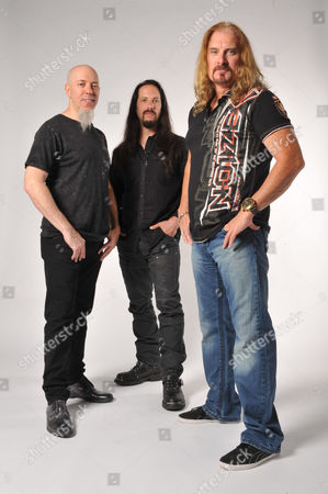 Dream Theater - Jordan Rudess, John Petrucci and James Labrie