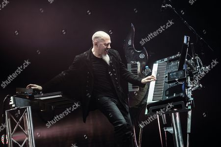 Dream Theater in concert at Wembley Arena, London - Jordan Rudess
