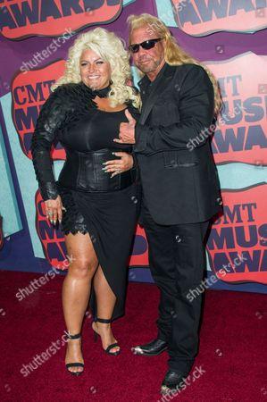Duane Chapman and Beth Chapman
