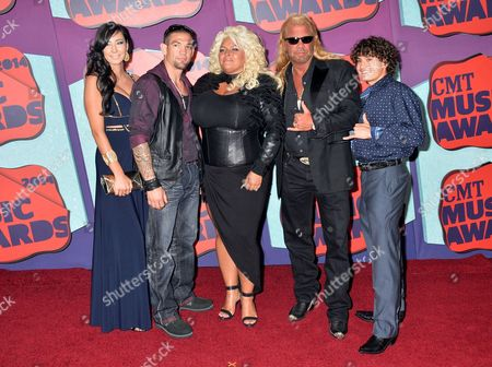 Duane Chapman, Beth Chapman and children