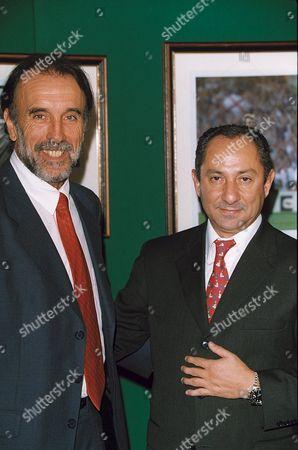 RICKY VILLA AND OSVALDO ARDILES