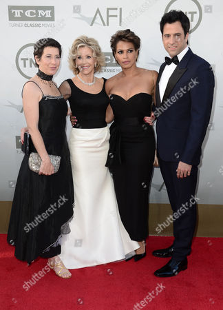 Editorial picture of AFI's 42nd Life Achievement Award Gala, Los Angeles, America - 05 Jun 2014