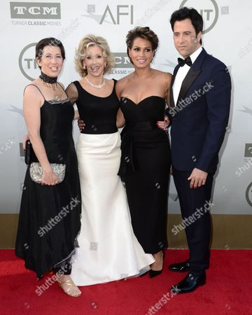 Editorial image of AFI's 42nd Life Achievement Award Gala, Los Angeles, America - 05 Jun 2014