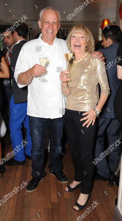 Editorial picture of The New Angel Restaurant Launch, Notting Hill, London, Britain - 05 Jun 2014