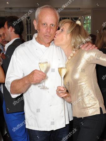 Stock Picture of John Burton-Race and Jilly Goolden