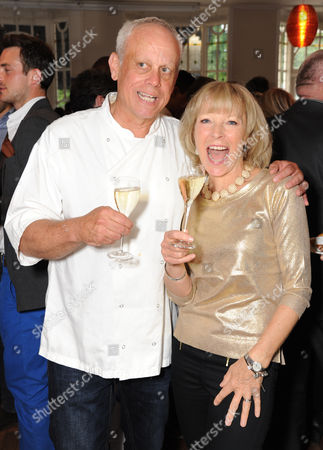 Editorial photo of The New Angel Restaurant Launch, Notting Hill, London, Britain - 05 Jun 2014