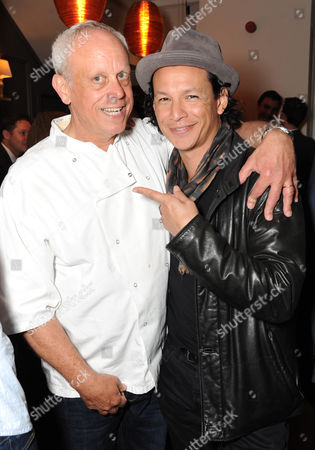 Editorial image of The New Angel Restaurant Launch, Notting Hill, London, Britain - 05 Jun 2014