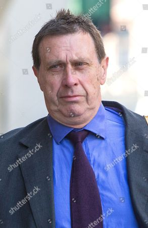 Clive Goodman, former Royal editor at the News of the World