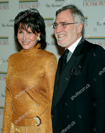 Stock Image of Michelle Lee and Fred Rappoport arrive at the Department of State.
