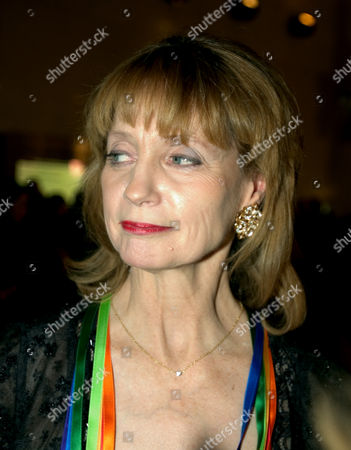 2005 Kennedy Center honoree Suzanne Farrell at the John F. Kennedy Center for the Performing Arts.