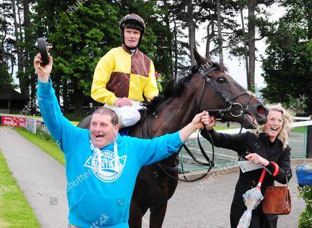 Editorial photo of Horse Racing - 06 Jun 2014