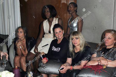 Chloe Green, Aicha McKenzie, Fran Cutler, Vanessa Kingori, Jo Wood, Olivia Mariotti