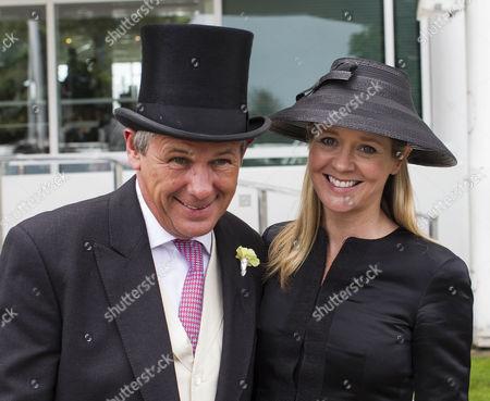 Charlie Gordon Watson and Kate Reardon
