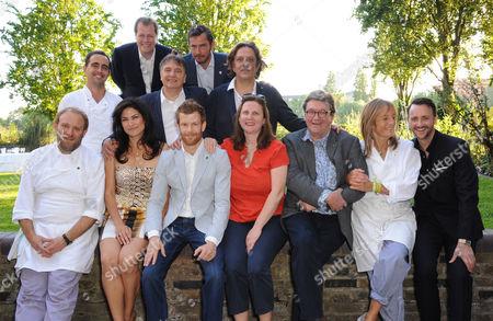 Editorial photo of NSPCC Fundraiser, London, Britain - 08 Jun 2014